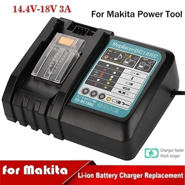 liionbatterycharger, lcdchargerformakita, Battery, charger