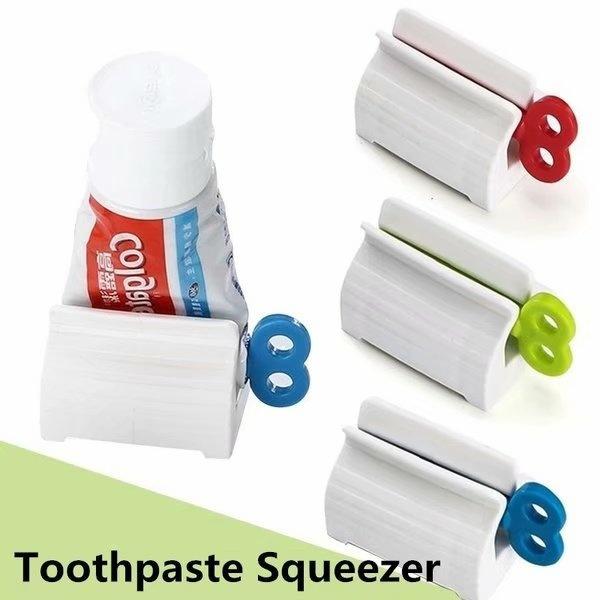 toothpastecompanion, toiletrie, toothpastesqueezer, facialcleansersqueezer