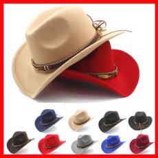 womencowboyhat, Fashion, Fedora, westerncowboyhat