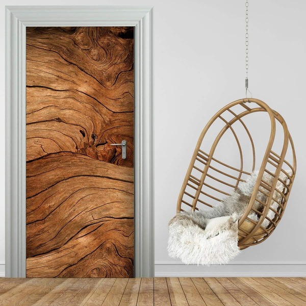 doorstciker, Door, Home Decor, Waterproof