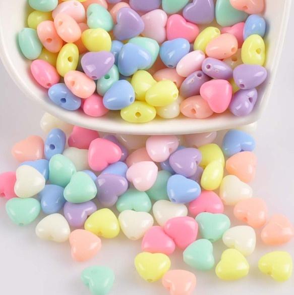 Heart, Jewelry, pearls, Jewelry Making