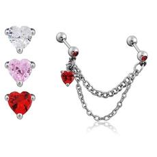 Steel, Decor, femaleearring, stainless steel earrings