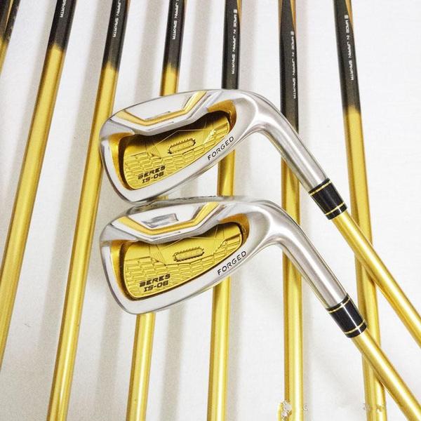 golfclub, golfset, Cover, graphitegolfiron