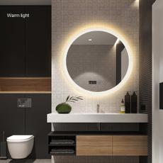 wallmounted, led, bathroommirror, bathroommirrorsforvanity