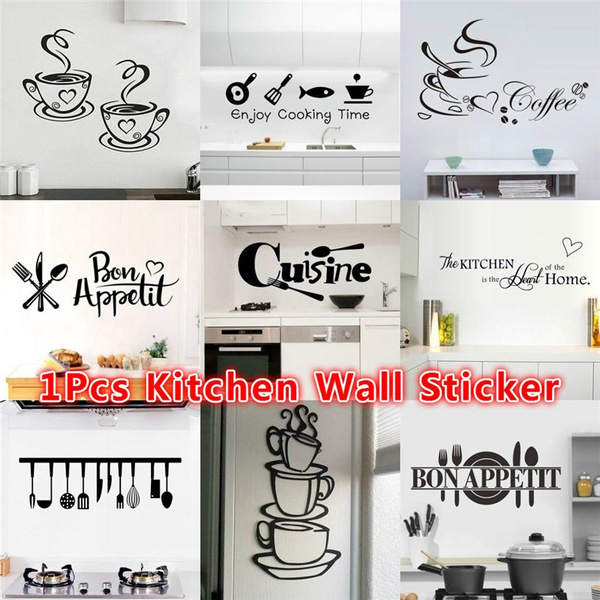 Coffee, Restaurant, Stickers, Cup