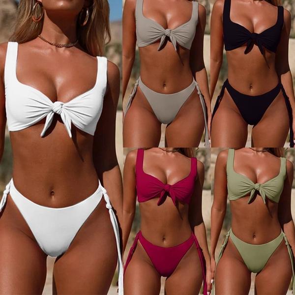 Two Piece Swimwear, Fashion, Lace, bathing suit