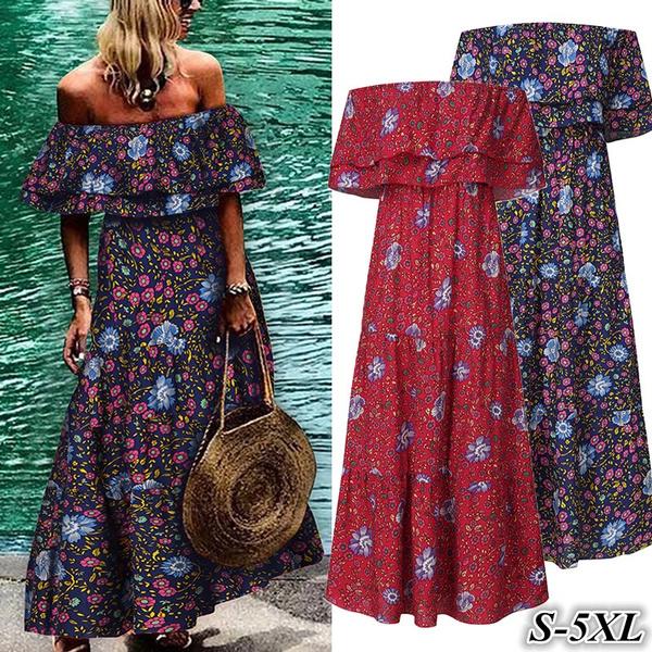 Summer, tubedresse, Plus Size, sundress