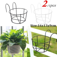 plantpotholder, ironhangingstand, hangingdecoration, Outdoor