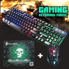 gamingkeyboard, led, Keys, Colorful