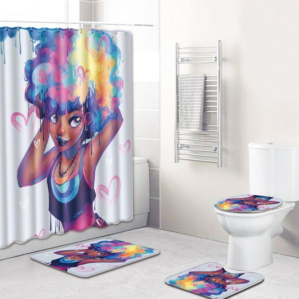 Shower, Bathroom, Bathroom Accessories, Home Decor