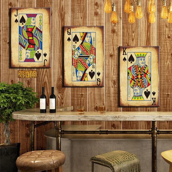 decoration, Poker, childrensroomdecoration, Home Decor