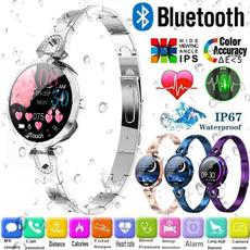 Heart, Waterproof, bluetoothwristband, wristwatch