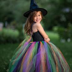 gowns, girls dress, blacktutudres, Halloween Costume