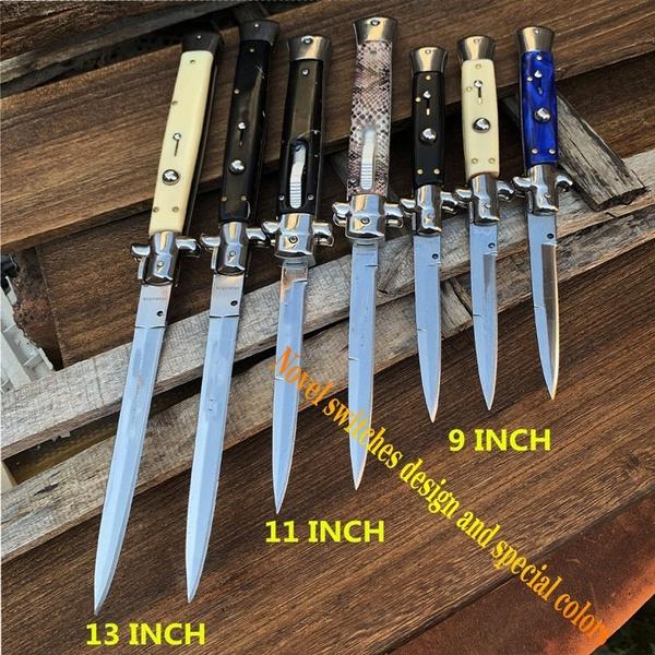 pocketknife, otfknife, camping, Folding Knives