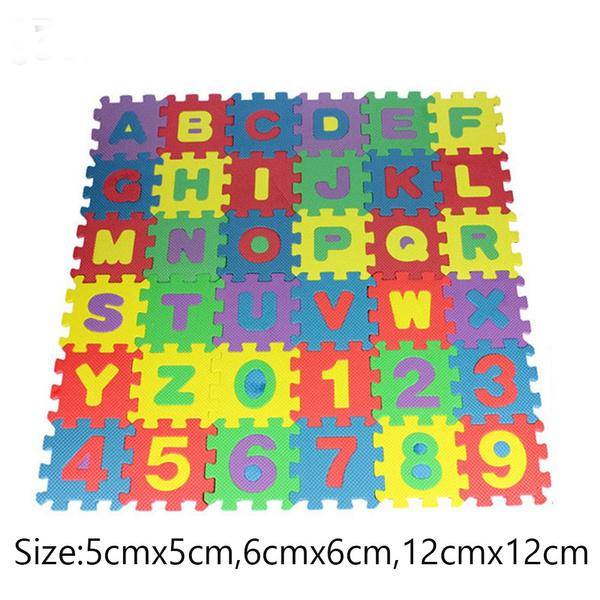 Toy, Mats, floor, alphabet