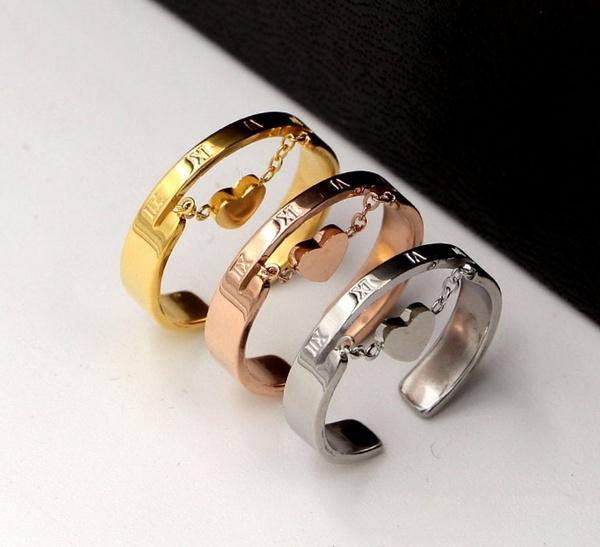 Heart, Silver Jewelry, Fashion, Jewelry