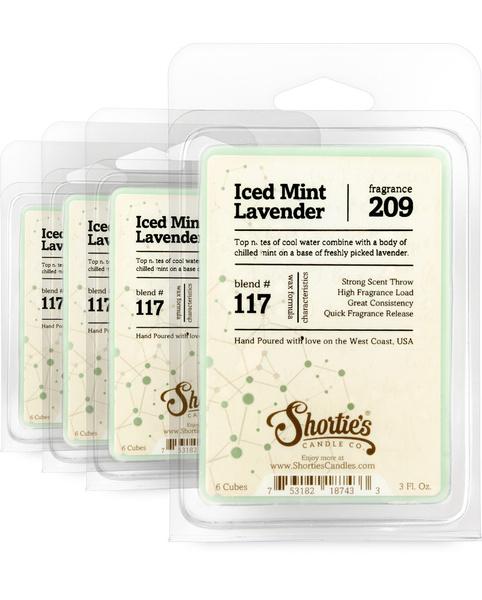 blend, freshcalmingrelaxingstressrelieftartairwi, Mint, Wax