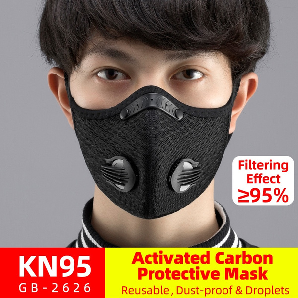 carbonmask, pm25mask, Sport, outdoorfacemask