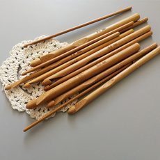 bamboocrochethook, Fashion, Knitting, handlecrochethook
