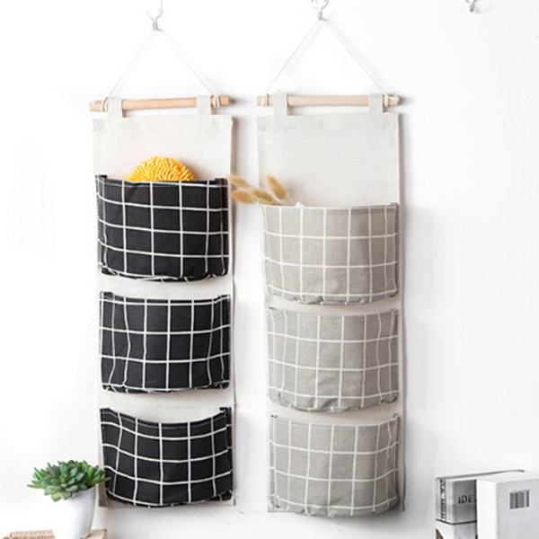 Cotton, Fabric, Waterproof, hangingbag