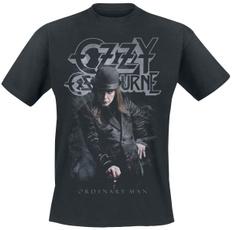 ordinarymanstanding, Funny T Shirt, musicgift, Cotton T Shirt
