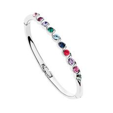 DIAMOND, Austrian, Jewelry, orbobracelet