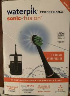 sonic, Health & Beauty, oralcare, black