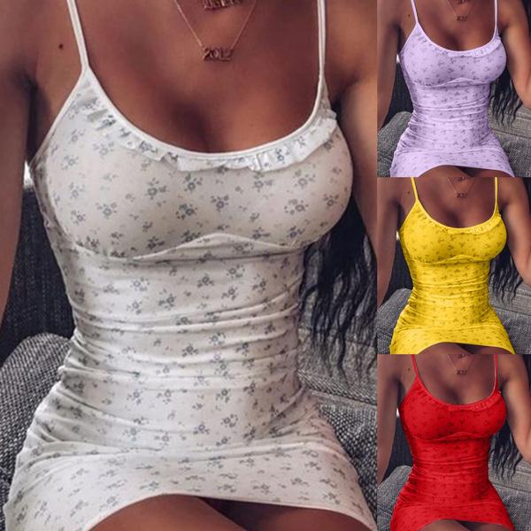 Mini, dress slim, halter dress, Lace