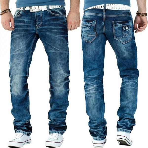 jeansformen, Plus Size, Waist, men trousers