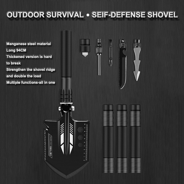 shovel, campingshovel, camping, survivalspade