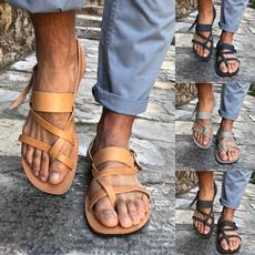 Shoes, beach shoes, Sandals, Flats