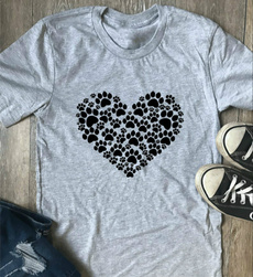 Tops & Tees, Fashion, Love, Heart