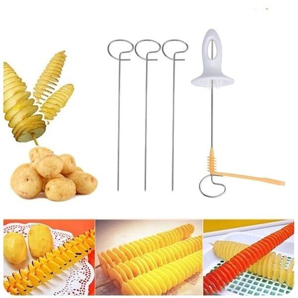potatotwister, potatochip, Tool, Kitchen Accessories