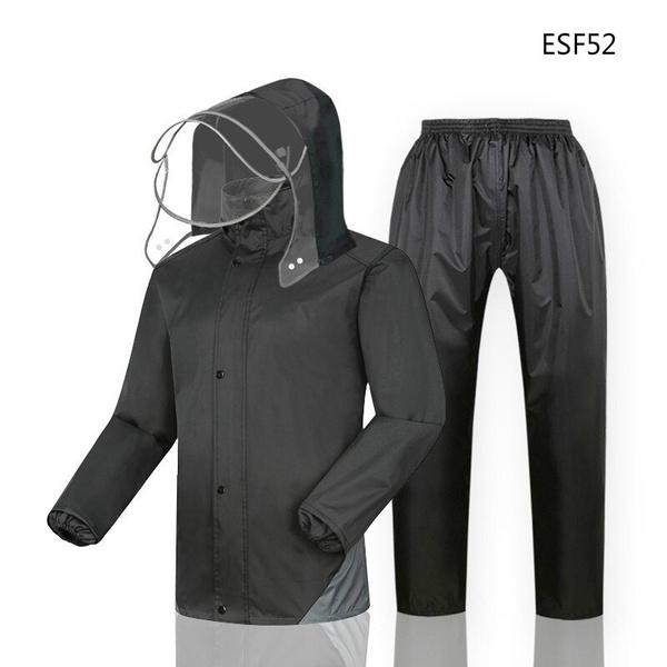 Fashion, Hiking, raincoat, unisex