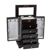 Box, case, Jewelry, brown
