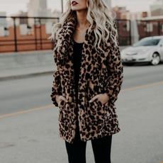 woolen, Fashion, Sleeve, thickcoat