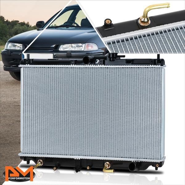 automodification, Aluminum, radiator, Automotive