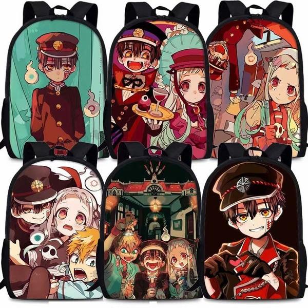 toiletboundhanakokun, Backpacks, Japanese, Japanese Anime