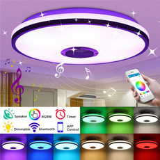 rgbledlight, Remote Controls, modernceilinglamp, Music