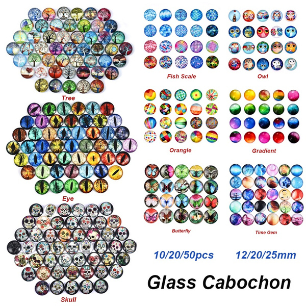 cabochon, lifetreecabochon, Jewelry Making, Glass