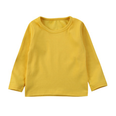 cute, basickidsbabytop, Fashion, Long Sleeve