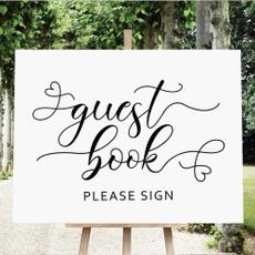 guestbookweddingsign, pleasesignourguestbooksign, Wedding, Book