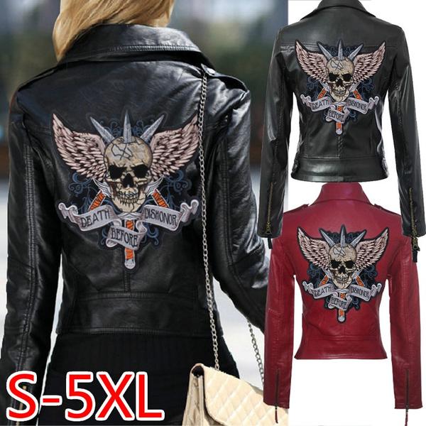 motorcyclejacket, death, Winter, skull