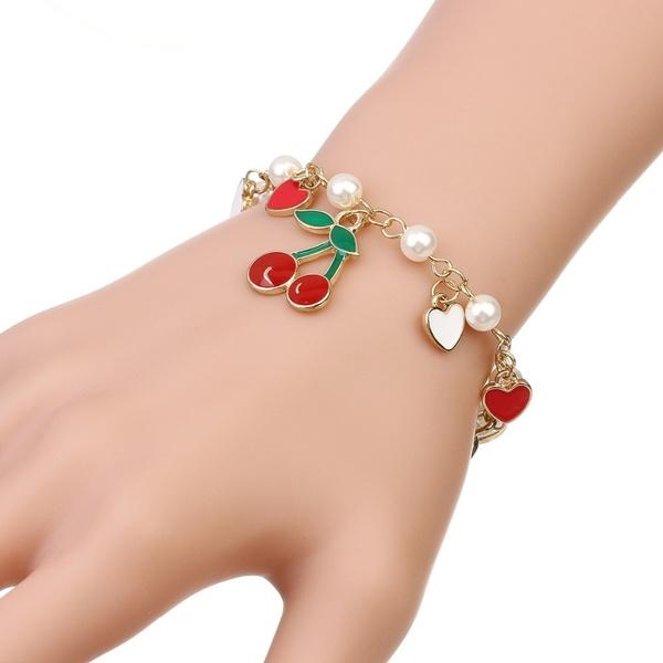 Heart, Jewelry, cherryjewelry, womencutejewelry