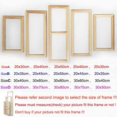 woodenframe, Wall Art, frameforcanvaspainting, factorydirectdelivery