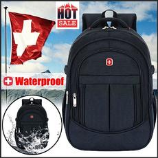 Waterproof, computerpackage, outdoorsportspackage, School Bag