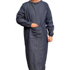 blouse, flameresistantapron, Adjustable, Sleeve