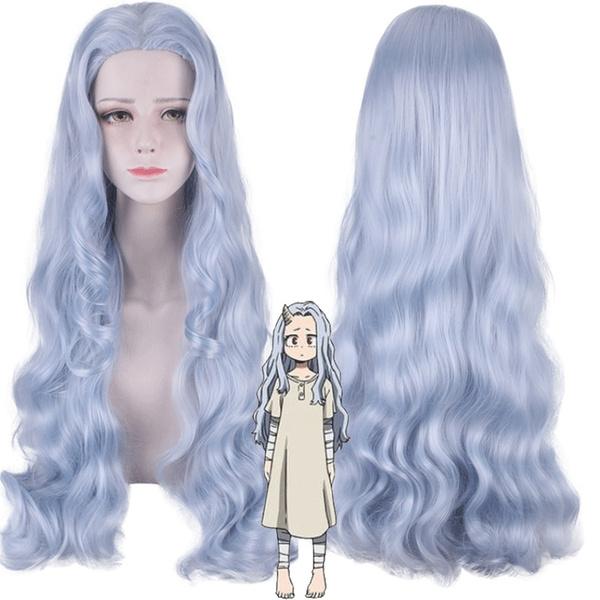 wig, Blues, myheroacademia, overhaul