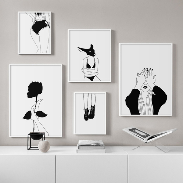 Home & Kitchen, Flowers, art, Home