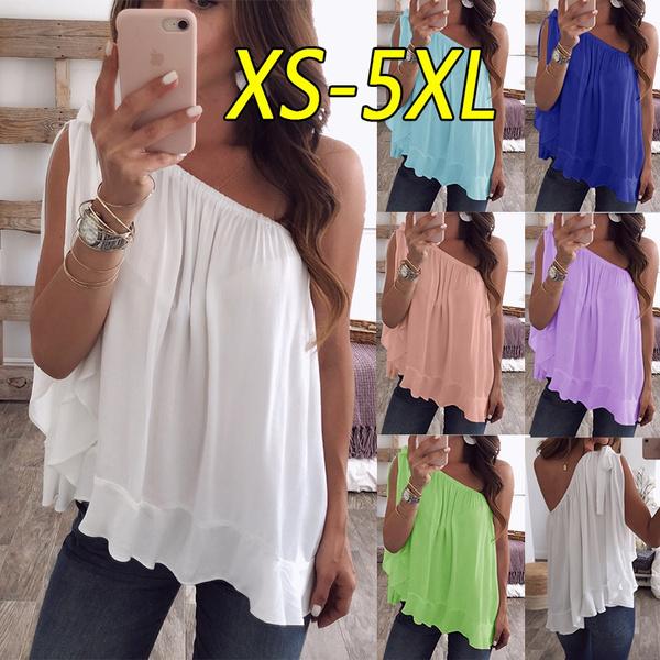 blouse, Summer, Fashion, casualwomen